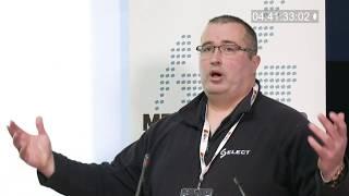 Meet the Buyer 2019: Mark McLaughlin