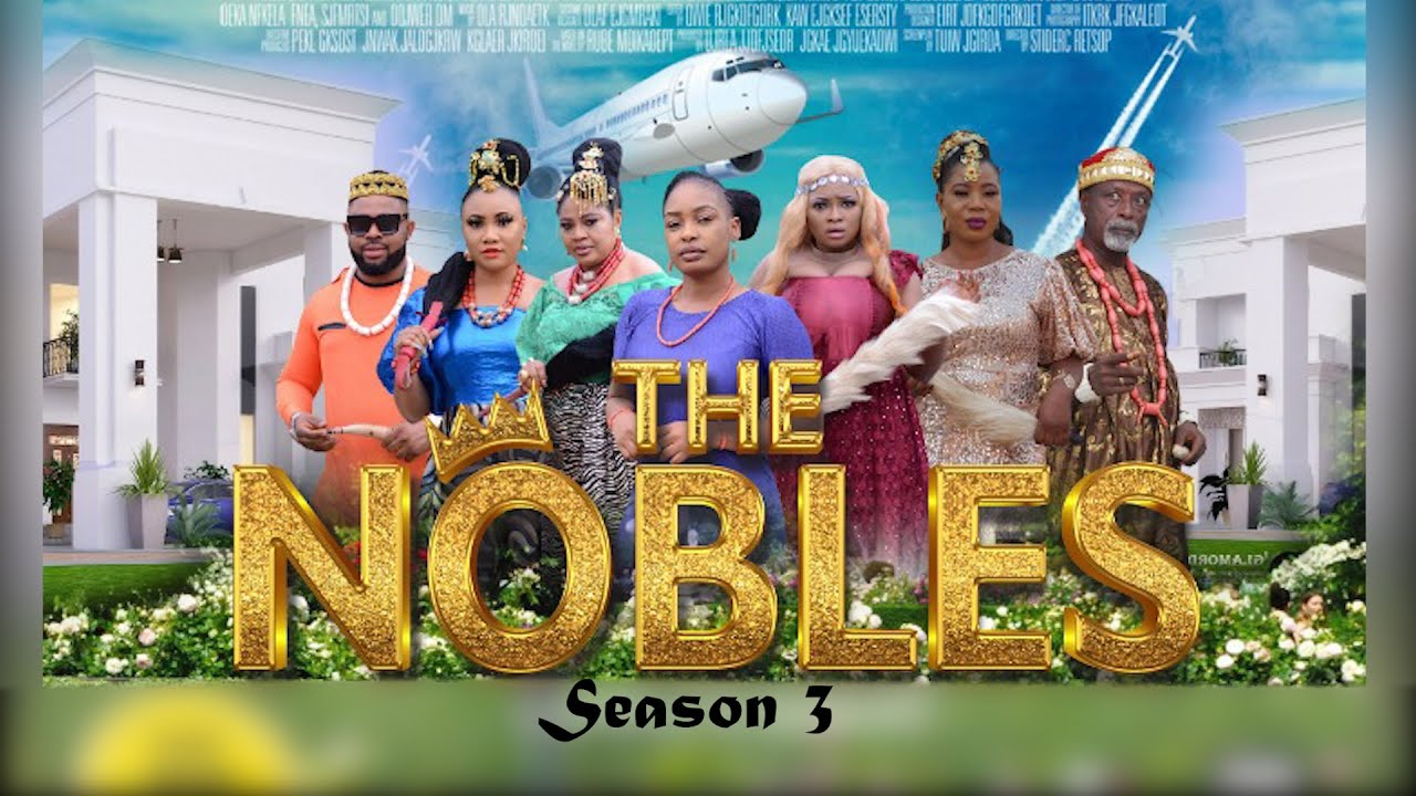 Download New Movie    THE NOBLES    Season 3
