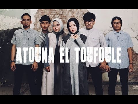 Mix - ATOUNA EL TOUFOULE Cover by SABYAN