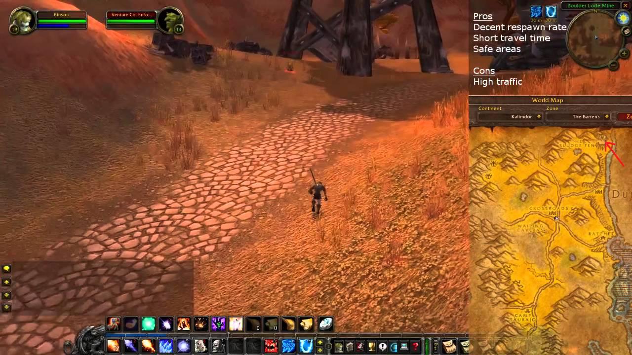 Nostalrius Vanilla World Of Warcraft Horde Wool Farming Youtube