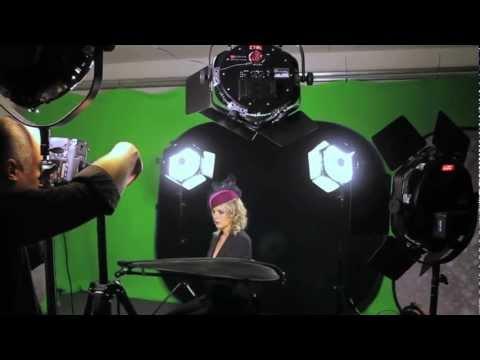 Revolutionary Rotolight Anova Shoot at BBC Studios