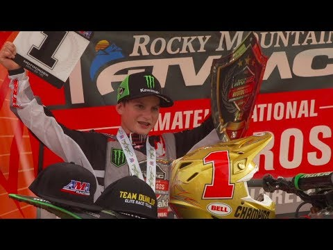 2017 AMA Amateur National Motocross Championship | Team Green