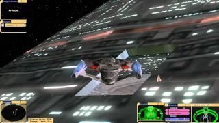 Bridge Commander Stargate Ship Pack V3: Attempting To Dock Manually