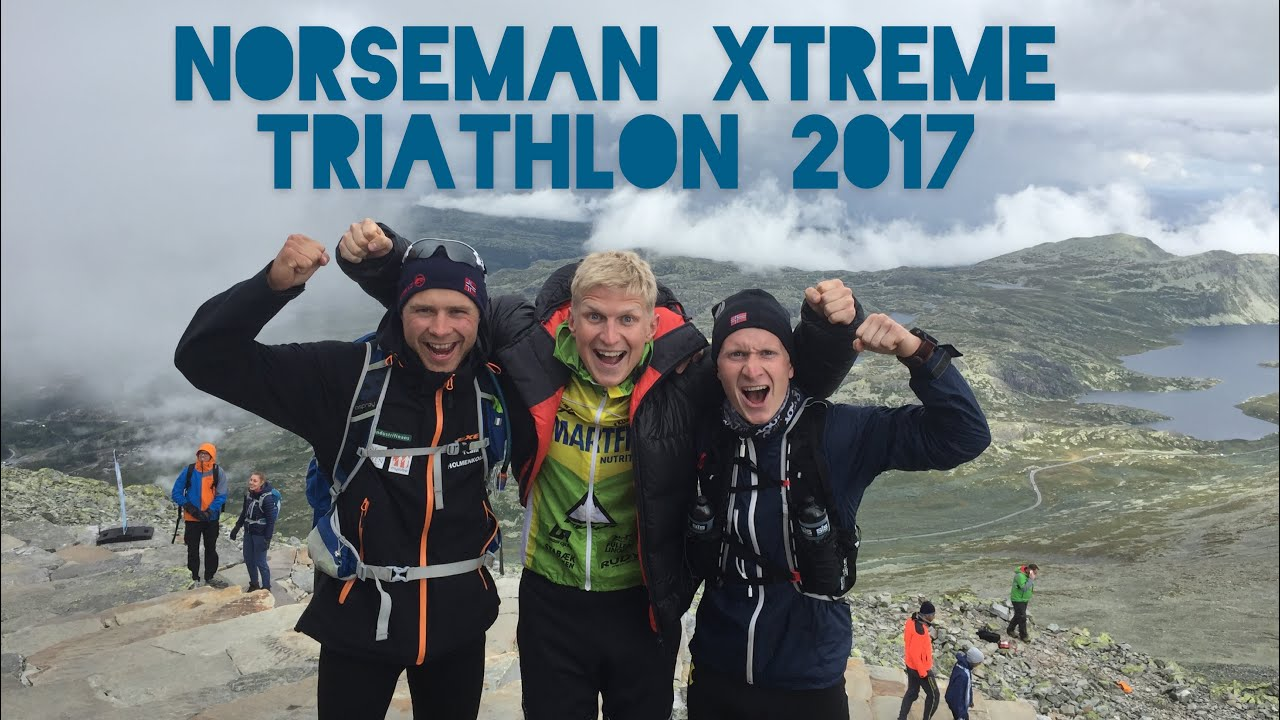 Norseman Xtreme Triathlon 2017 | Race Video