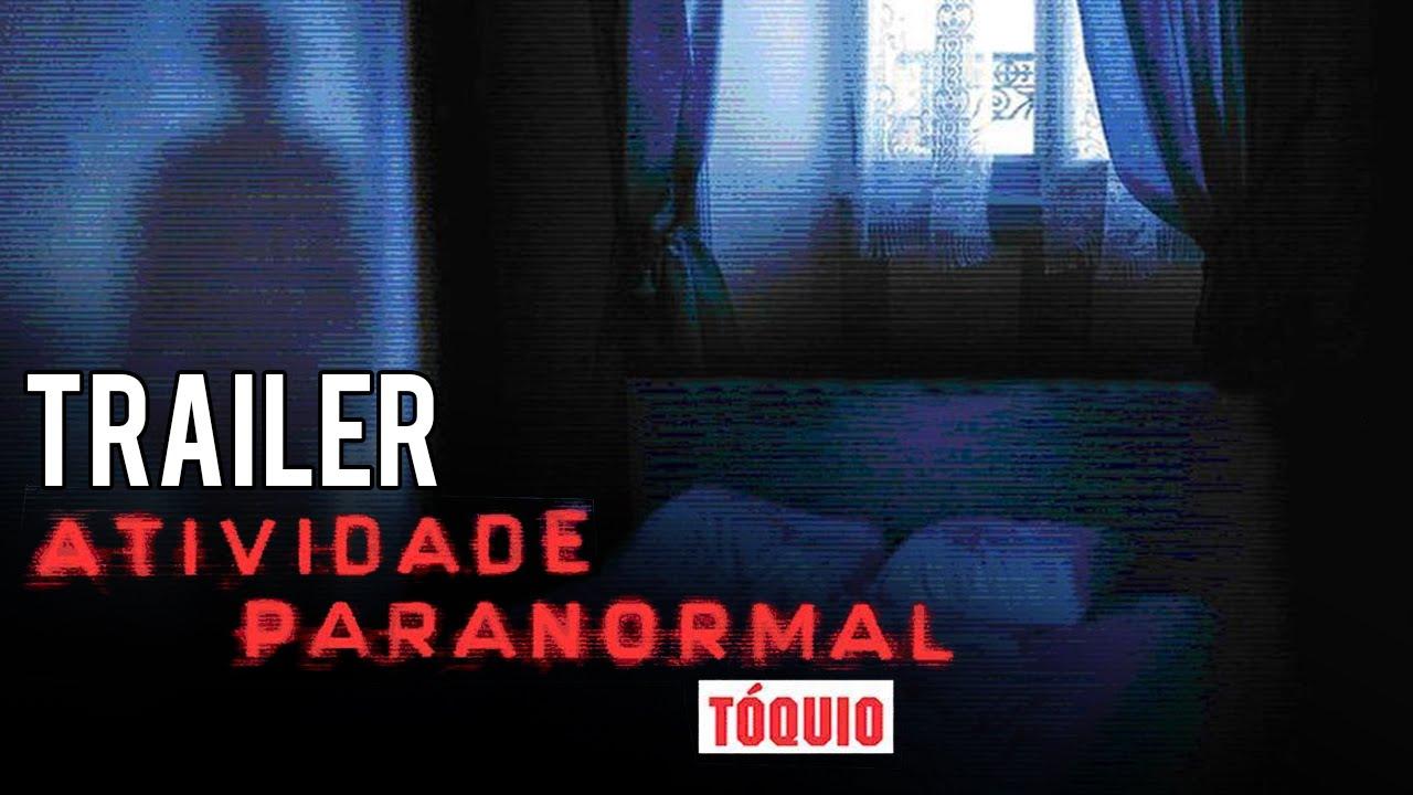 Atividade Paranormal Em Toquio Dublado Youtube