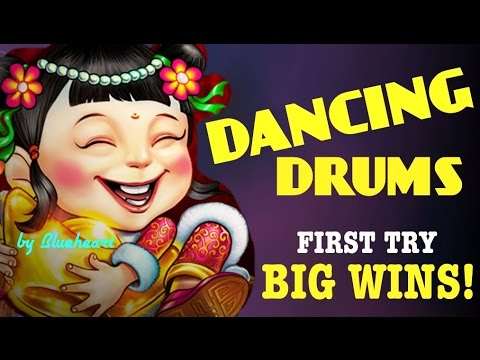 ★better Than 88 Fortunes ★ Dancing Drums Slot Machine Live