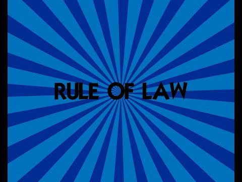 The Rule of law in the Administrative Action