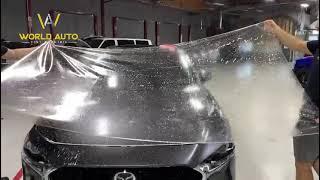 WORLD AUTO TINT-DETAIL - Car window tinting in Sacramento, California.