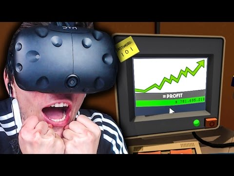 WIR WERDEN ALLE REICH! €€€€ ✪ JOB SIMULATOR Virtual Reality