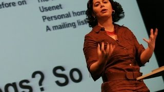 Mena Trott fala de blogs - Legendado
