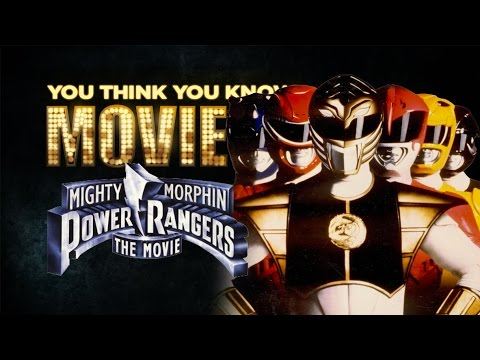 Mighty Morphin Power Rangers - You Think You Know Movies?