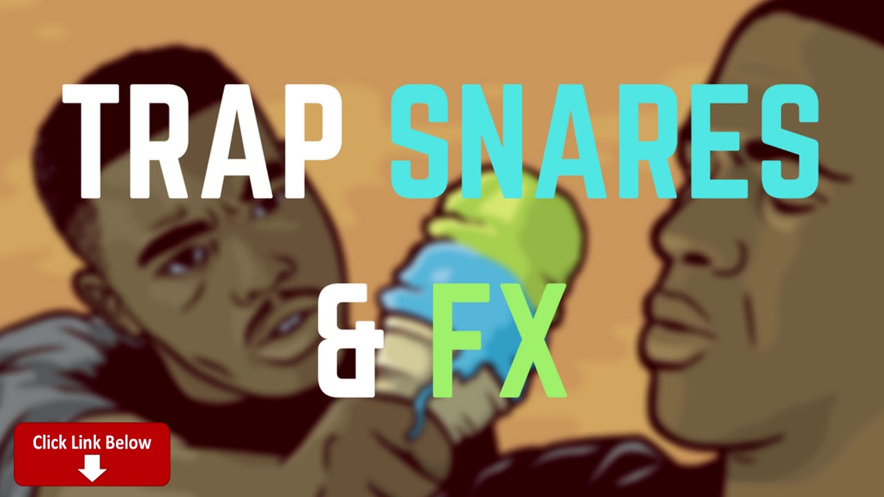 Trap Snares & FX [Free Samples Pack]