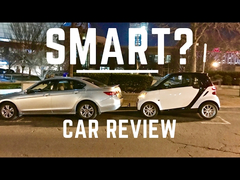 SMART CAR REVIEW – Smart ForTwo Passion