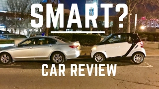 SMART CAR REVIEW - Smart ForTwo Passion