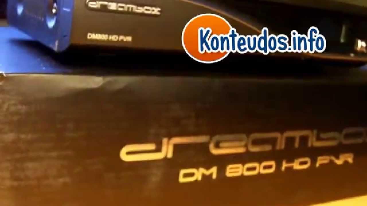Dreambox 800 hd pvr original firmware.
