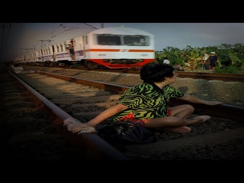 Train Railway - A New Disease Therapy in Indonesia | SHOCKING!