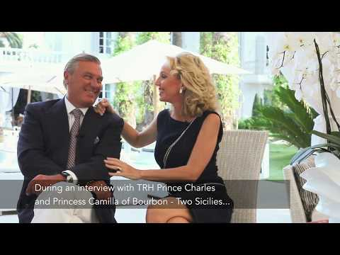 Princess Camilla about Princess Charlene