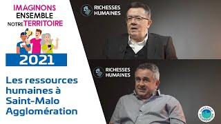 Les richesses humaines de Saint-Malo Agglomération