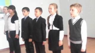 Урок казахского языка