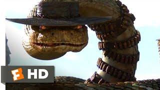 Rango (2011) - Jake The Rattlesnake Scene (8/10) | Movieclips