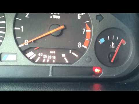 Bmw E36 M3 Temp Gage Running Without The Quot Buffer Quot Circuit