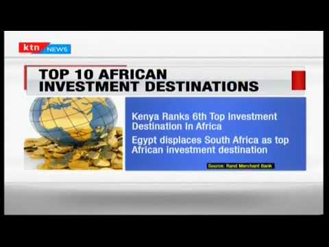 Kenya ranked top African county to invest in