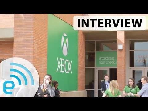 Microsoft's Marc Whitten on all things Xbox One (Interview) | Engadget at E3