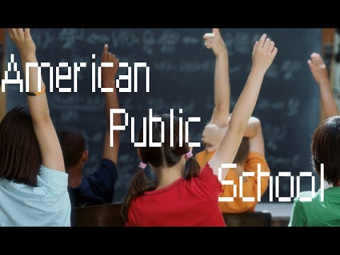How does the schooling system work in america?