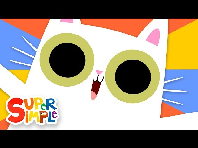 Peekaboo Playground | Kids Songs | Super Simple Songs