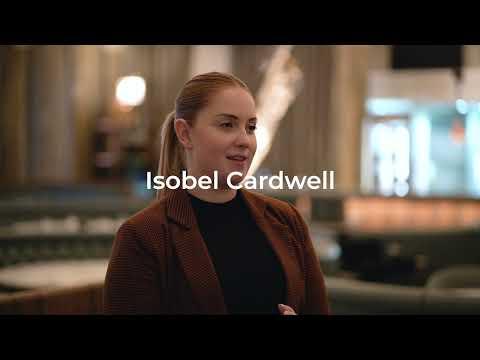 Aspire Meets... Isobel Cardwell, restaurant manager at Tom Kerridge's Bull & Bear restaurant.