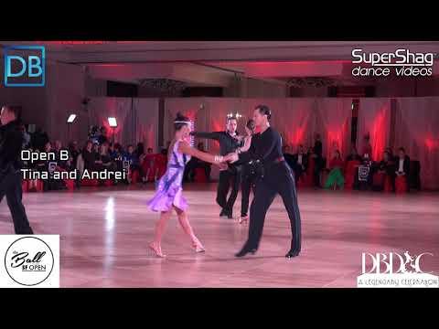 Comp Crawl with DanceBeat! SF Open 2018! Pro Am Latin