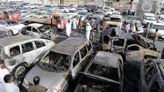 87 مليار ريال خسائر السعودية بسبب حوادث المرور