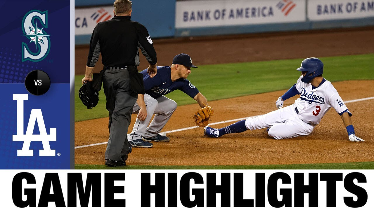 Download Mariners vs. Dodgers Game Highlights (5/11/21) | MLB Highlights