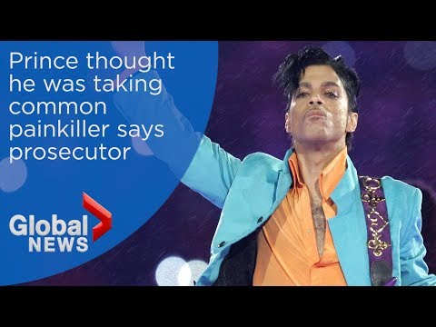 Prosecutor FULL news conference on no criminal charges in Prince's death