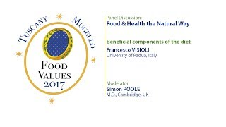 Food and Health the Natural Way - Beneficial Components of the Diet