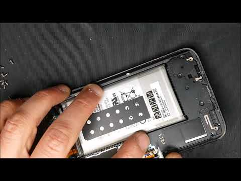 Samsung Galaxy S8+ SM-G955F Sostituzione display - Display replacement