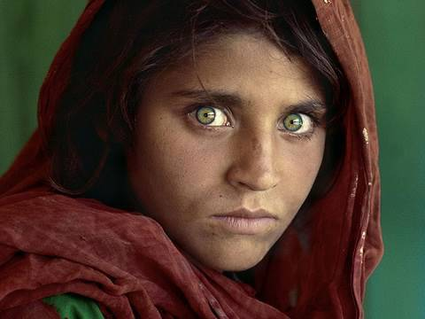 'Afghan Girl': Taking National Geographic's Most Famous Photo