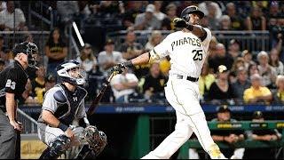 Pittsburgh Pirates | 2018 Home Runs (157) ᴴᴰ