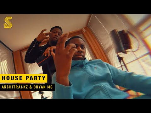 Architrackz x Bryan Mg - HOUSE PARTY (prod. Whiteboy)