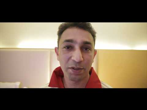Azhar Mahmood's first interview since joining KXIP