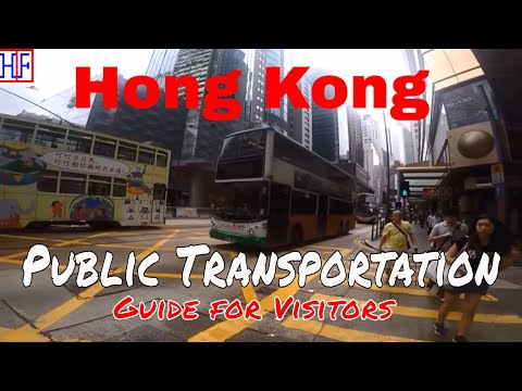 Hong Kong | Public Transportation Info - Getting Around | Travel Guide | Episode# 6