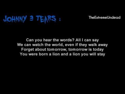 Hollywood Undead - Lion [Lyrics]