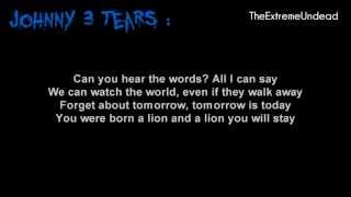 Repeat youtube video Hollywood Undead - Lion [Lyrics]