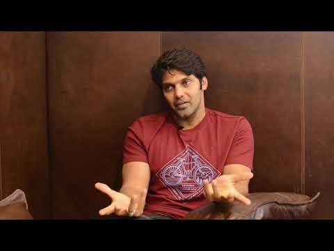 Enga Veetu Mappillai was a risk, but it paid off: Arya | Not Just an Interview | Sudhir Srinivasan