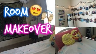 Room Makeover! + cleaning my room || Ysabella Romasanta ||