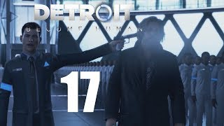 Detroit: Become Human (Parte 17) - 2 Connors?