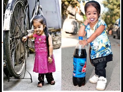 the smallest woman in the world The first visit by the world's tallest man and smallest woman to egypt 35-year-old  kurdish sultan kosen is the first person in the world to.