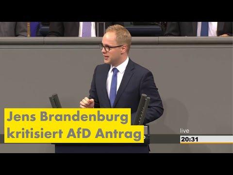 Jens Brandenburg Zur Gleichgeschlechtlichen Ehe