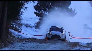 Test Rallye Monte Carlo 2019 NEUVILLE I20WRC [HD] [Touchette chicane]