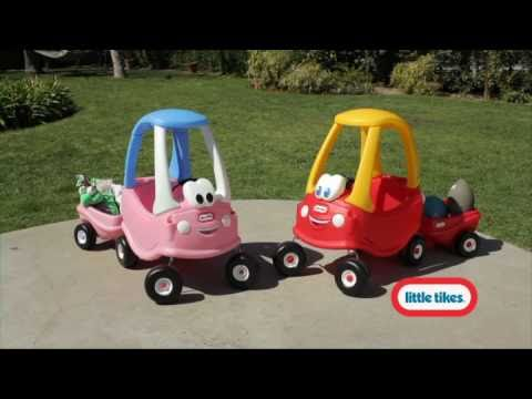 Cozy Coupe® 30th Anniversary with Trailer